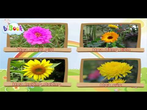 [bibook] Câu đố các loài hoa - tập 1