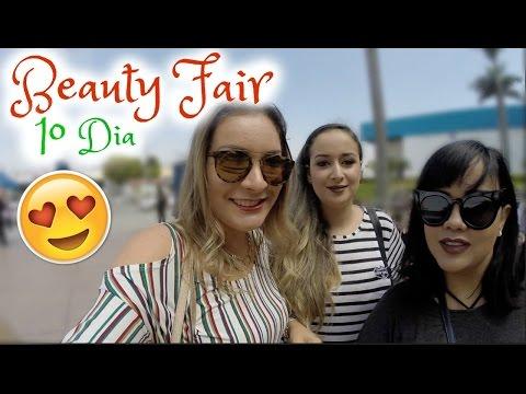 Primeiro Dia de Beauty Fair | Vult e Evelyn Regly | Por Glaucia Sioli