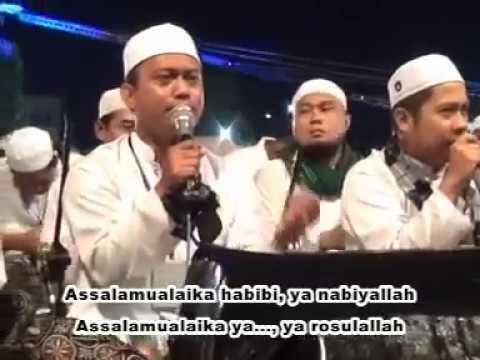 Assalamu Alaika (Roqqotaina) voc Gus navies Ahbabul Musthofa (Suluk Anta Gus Shofa)