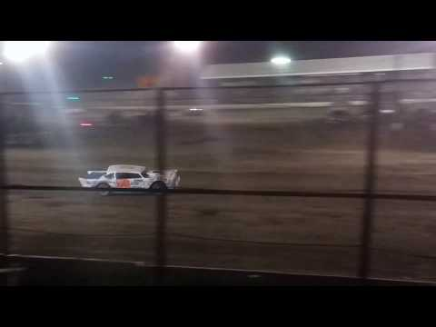 Jeremy Nichols | Street Stock Feature - Kankakee County Speedway | 9-29-2017 | Part 2 or 2