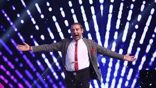 Sosia lui Mr. Bean a făcut, din nou, senzaţie pe scena de la iUmor!