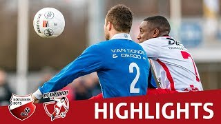 Highlights Kozakken Boys - Barendrecht 17/18 - Kozakken Boys TV