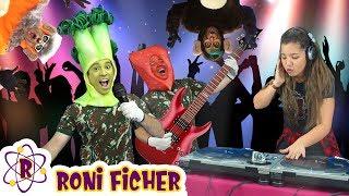 3 MUSICAS INFANTIS DO RONI FICHER!!! PARA FAZER A FESTA!!! MUSIC DANCE / KIDS