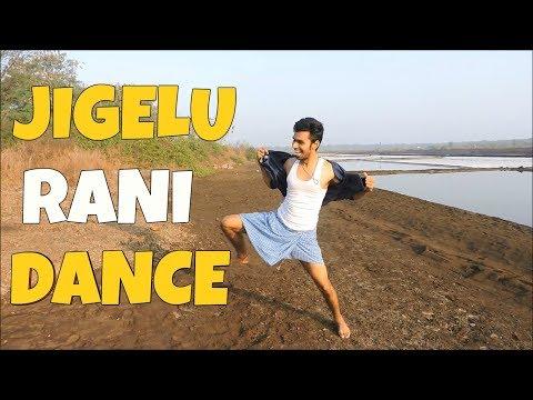 Jigelu Rani Dance   Rangasthalam   Dance Choreography   Ram charan, Pooja Hegde   Dance Cover 2018