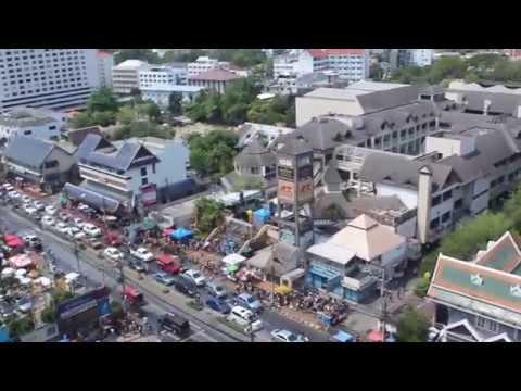 Таиский новый год Сонгкран 2015, Чиангмай