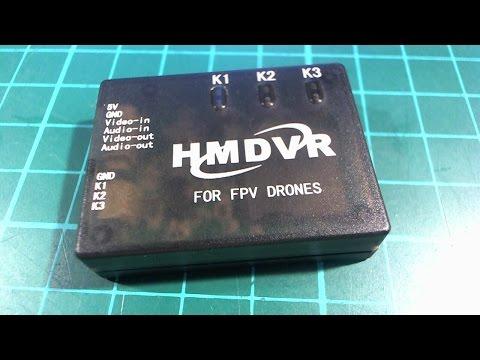 Mini DVR unit