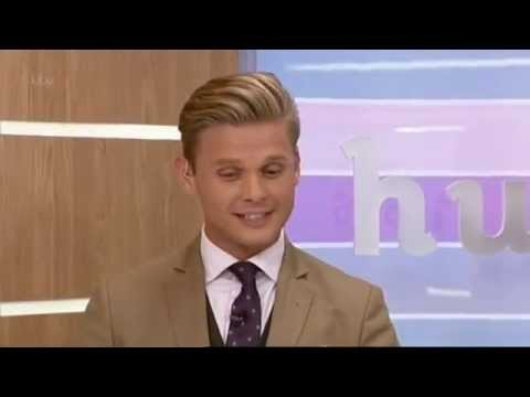 Jeff Brazier's story of hoovering before sex! - This Morning 25th September 2013