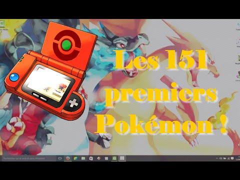 CHALLENGE : Les 151 premiers Pokémon |...
