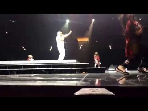 EI - Nelly - main event tour - bankers life field house - Indianapolis - 5/31/15