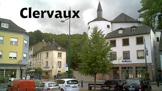 LUXEMBOURG: Clervaux town