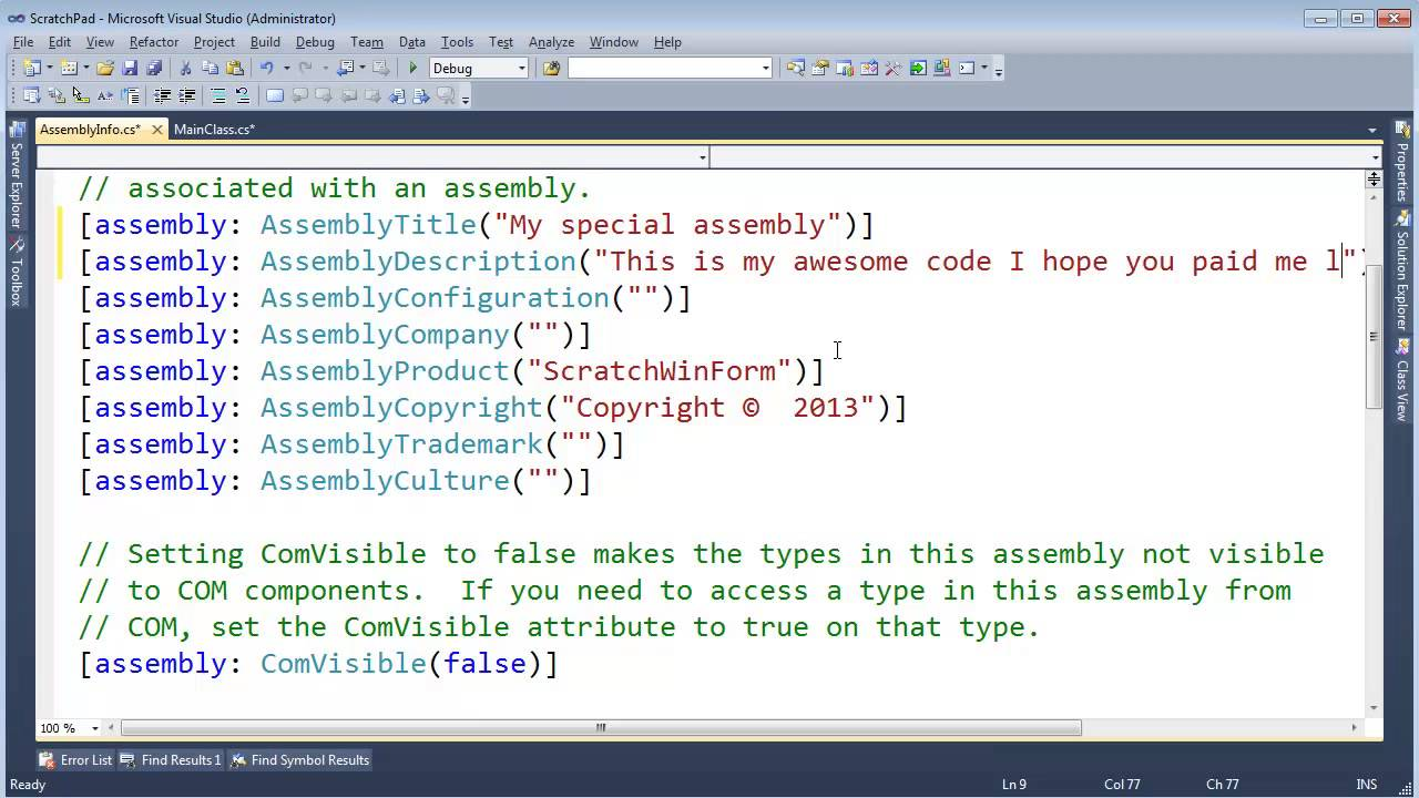 Solid edge macro tutorial with c# 38 assembly work with.