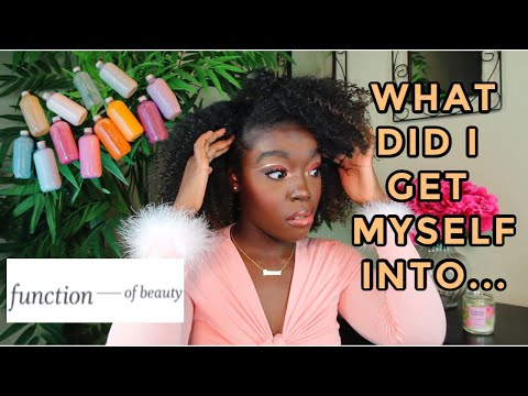 A NON-SPONSORED FUNCTION OF BEAUTY REVIEW: Have these influencers been lying to us!? | Simone Nicole
