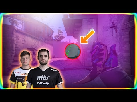 CS:GO ONE WAY SMOKES by PRO PLAYERS