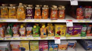 Florida mit Baby & Kleinkind Windeln Feuchttüchter Preise in USA / TARGET Haul / Pampers