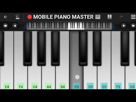 Aankhon  Mein Teri Ajab Si Piano|Piano Keyboard|Piano Lessons|Piano Music|learn piano Online