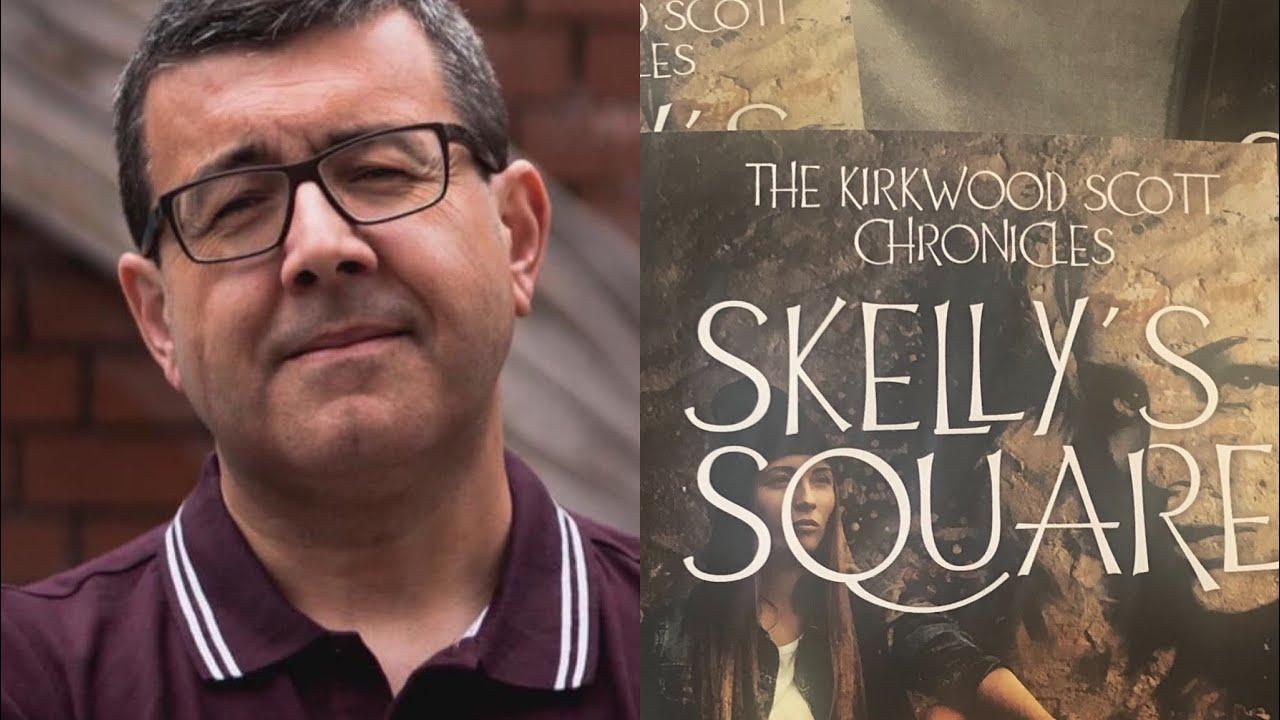 Author Awareness:  Stephen Black