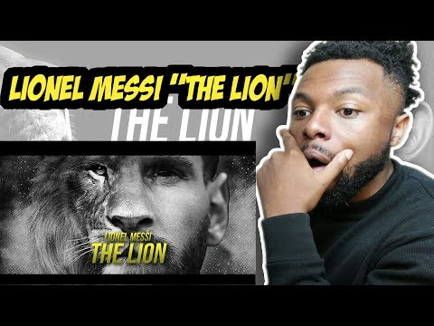 Lionel Messi - The Lion | The Movie 1080p Reaction