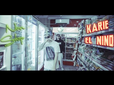 Karie - Non Stop (feat. El Nino) [Official Video]