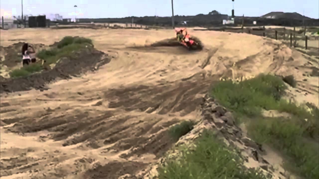 motocross loon plage