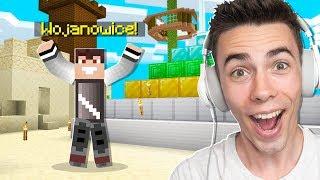 WRÓCIŁEM na STAŁE do WOJANOWIC w Minecraft!
