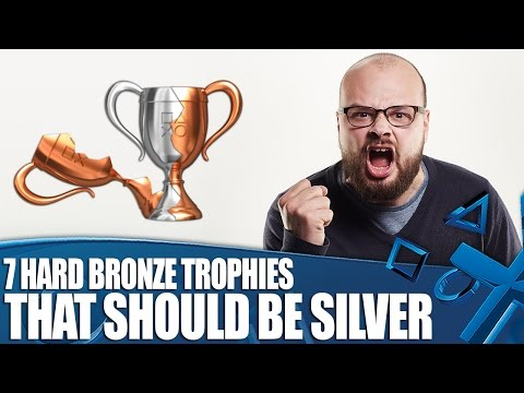 7 Stupidly Hard Bronze Trophies That Should Be Silver At Least