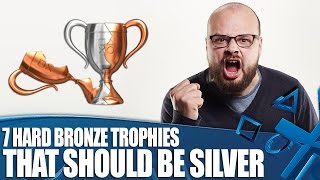 7 Stupidly Hard Bronze Trophies That Should Be Silver At Least thumbnail