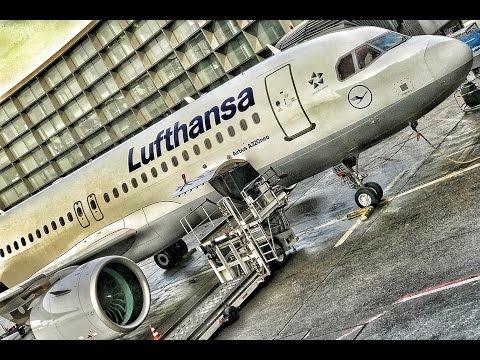 A320NEO | Lufthansa | FRA-MUC | Economy
