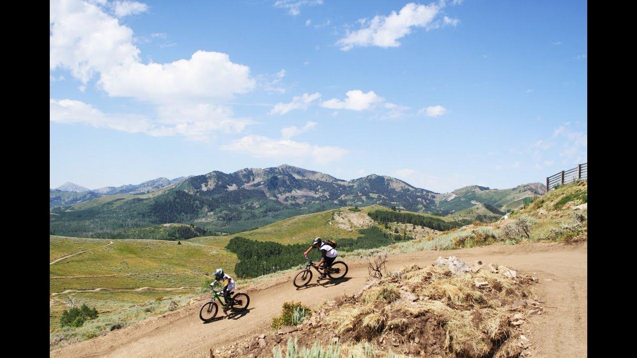 b6d74ef2543 Mountain Biking at Deer Valley Resort - YouTube