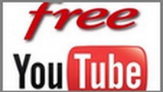 résoudre problème vidéos youtube sur free Gratuitement