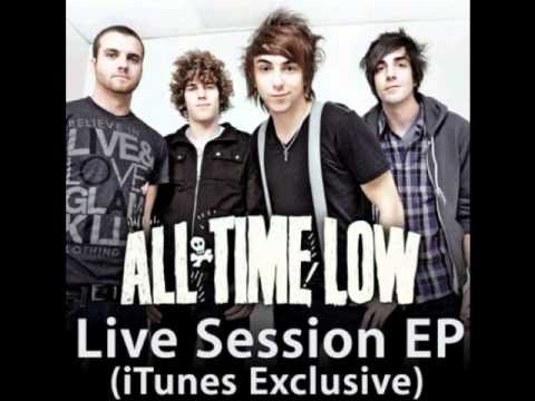 Dear Maria, Count Me In - All Time Low (Live Session EP, iTunes Exclusive) [with Download Link]