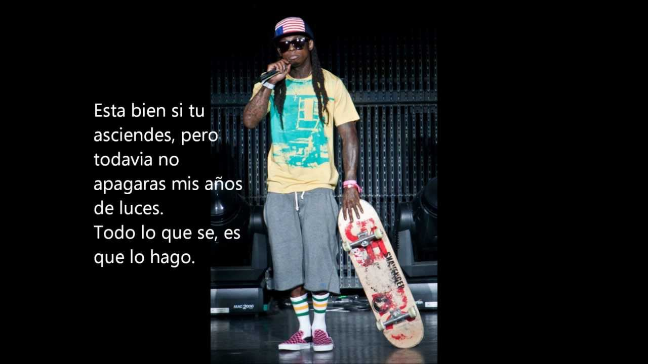 Lil Wayne Ft Detail No Worries Subtitulada Al Español