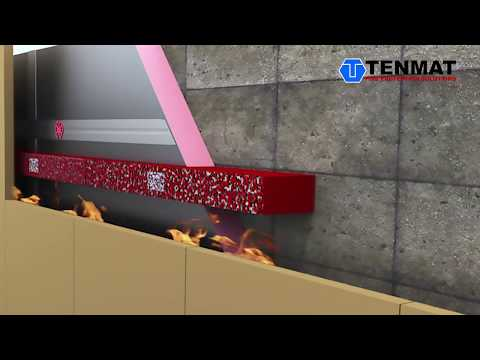 VFB Plus: Ventilated Fire Barrier - TENMAT