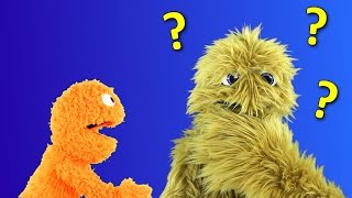 Let's Play 'Guess tнe Number' | FUZZABOOM (Kids Puppet Show)