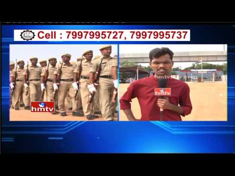 Huge Arrangements For Telangana Formation Day Celebrations | Latest Updates From Parade Grounds
