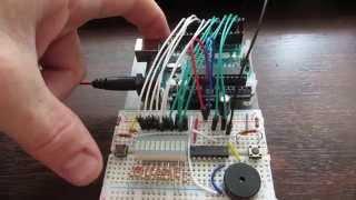 видео Устранение и подавление дребезга кнопок в проектах ардуино