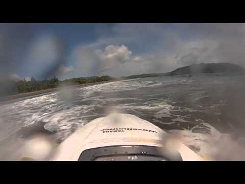 GoPro Jet Ski Tambor Costa Rica
