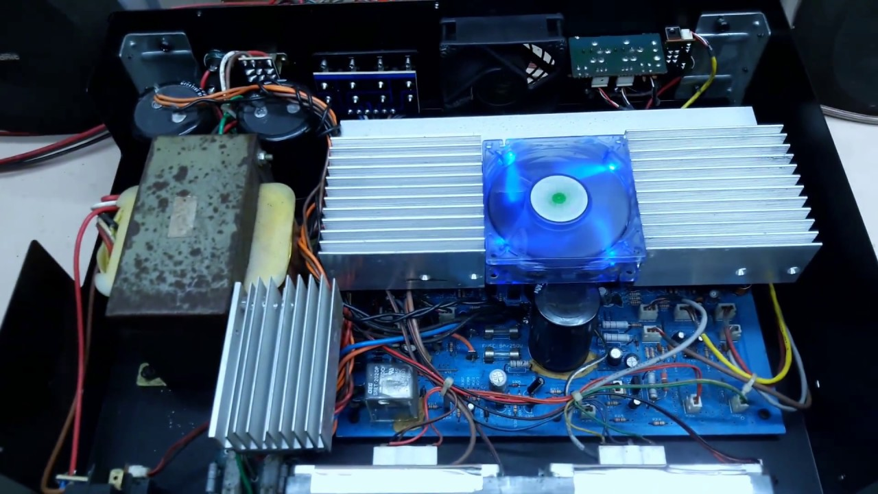 maxresdefault pyramid pa 1000x amplifier modified upgraded for more power youtube