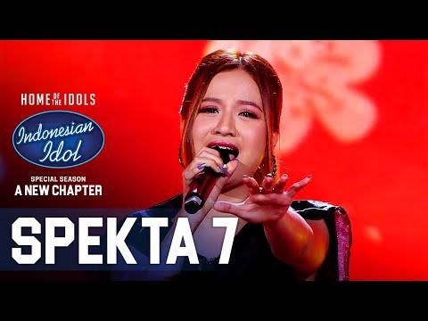 ANGGI - DRIVERS LICENSE (Olivia Rodrigo) - SPEKTA SHOW TOP 7 - Indonesian Idol 2021