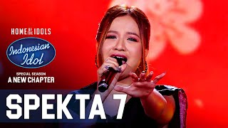 ANGGI - DRIVERS LICENSE (Olivia Rodrigo) - SPEKTA SHOW TOP 7 - Indonesian Idol 2021