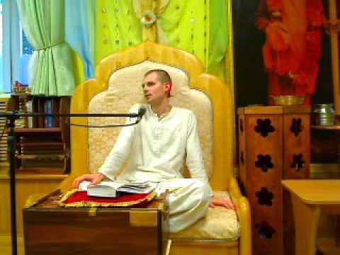 Бхагавад Гита 2.52 - Шаунака Риши прабху
