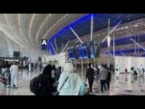 New Jidda airport