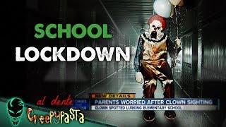 Creepy Clown School Lockdown | Al Dente Creepypasta 07