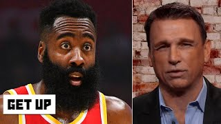 Reversing the call on James Harden's dunk wouldn't have changed anything - Tim Legler | Get Up Up
