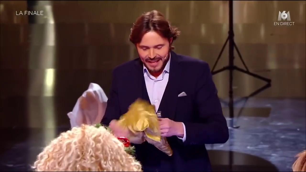 David Stone Magicien Finale La France A Un Incroyable Talent 2018 Youtube