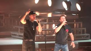 Dierks Bentley & Brothers Osborne Burning Man AZ 9 29 18 Video