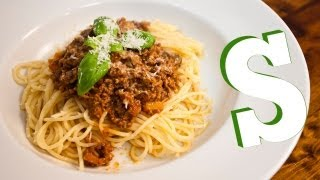 Ultimate Spaghetti Bolognese Recipe - Sorted