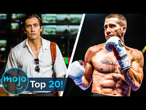 Top 20 Actors Who Got Buff For a Movie Role