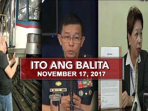 UNTV: Ito Ang Balita (November 18, 2017)