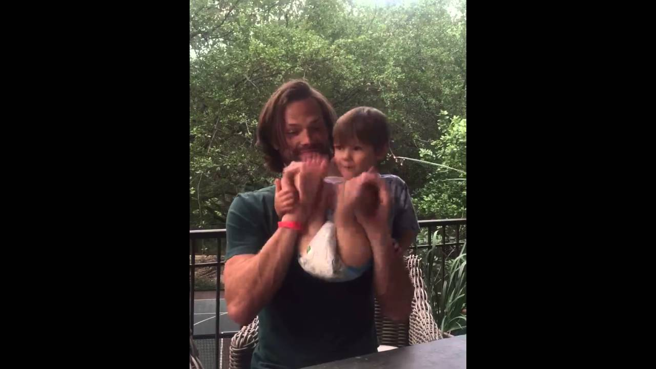 Jared Padalecki fb vid...