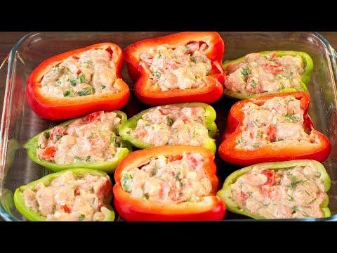 Фаршированные перцы в духовке - действительно нереально вкусное блюдо! | Appetitno.TV
